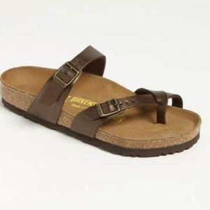 Birkenstock Mayari Sandals Shoes size 41